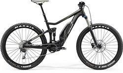 Merida eONE-Twenty 500 MTB Full Suspension - Nearly New - M 2017 - Bike