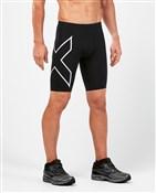 2XU Run Comp Shorts With Back Pocket