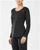 2XU GHST Womens Long Sleeve Top