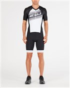 2XU Compression Full Zip Sleeved Trisuit