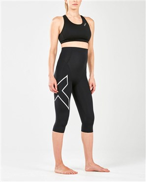 2XU Postnatal Womens Active 3/4 Tights