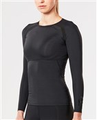 2XU Refresh Recovery Compression Womens Long Sleeve Top