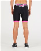 "2XU Active Womens 7"" Tri Shorts"