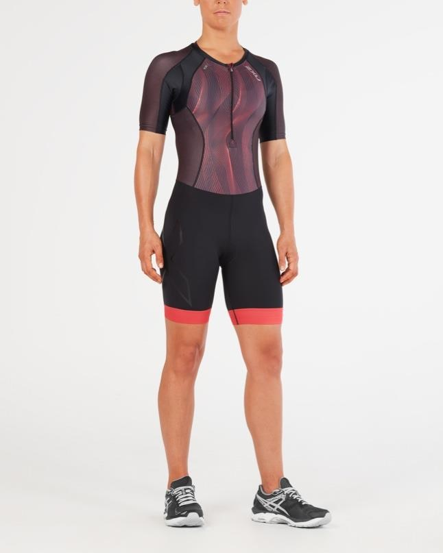 2XU Compression Womens Sleeved Trisuit | swim_clothes