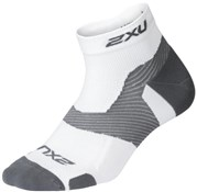 2XU Vectr Light Cush 1/4 Crew Sock