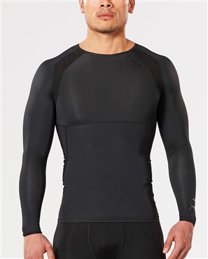 2XU Refresh Recovery Compression Long Sleeve Top | Compression
