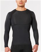 Product image for 2XU Refresh Recovery Compression Long Sleeve Top