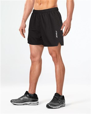 "2XU Xvent Vapourise 5"" Shorts"