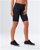 2XU Mid-Rise Womens Compression Shorts