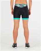 "2XU Active Womens 4.5"" Tri Shorts"
