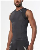 Product image for 2XU Compression Sleeveless Top