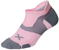 Product image for 2XU Vectr Cushion No Show Socks
