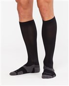 Product image for 2XU Vectr L.Cush Full Length Socks