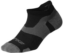 2XU Vectr Merino Light No Show Socks
