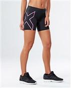 2XU Womens Compression 5 inch Shorts