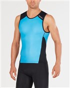 Product image for 2XU Perform Rear Zip Singlet