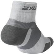 2XU Vectr Merino L.C 1/4 Crew Socks