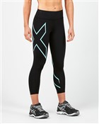 2XU Bonded Mid-Rise Womens 7/8 Tights
