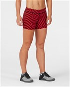 2XU Fitness Compression Womens 4 Inch Shorts