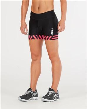 2XU Perform Womens Tri 4.5 Inch Shorts