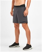 "Product image for 2XU Run 2 In 1 Compression 7"" Shorts"