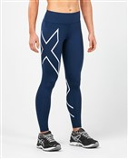 2XU Bonded Mid-Rise Womens Tights