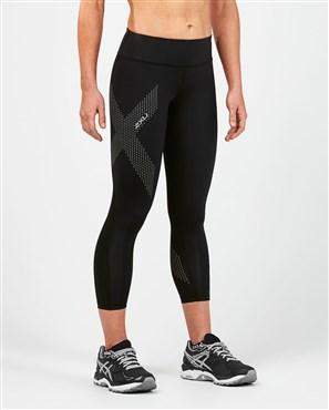 2xu mid-rise womens compression 7/8 tights