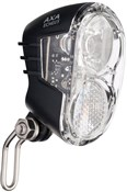 Product image for AXA Bike Security Echo 15 Switch LUX Dynamo Front Light