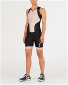 2XU Perform Womens Front Zip Trisuit