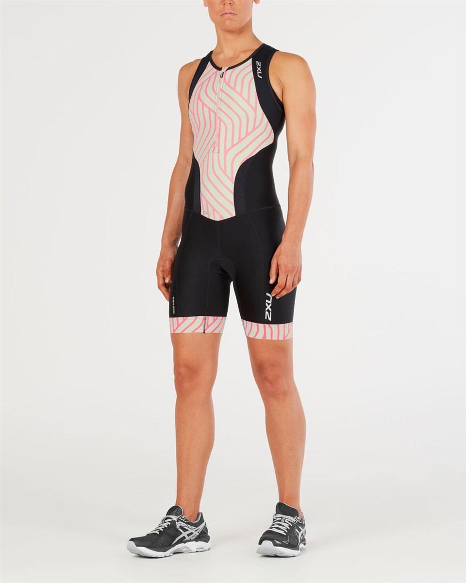 2xu - Perform Front Zip   svømmetøj og udstyr