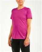 2XU XVENT Womens Short Sleeve Running Top