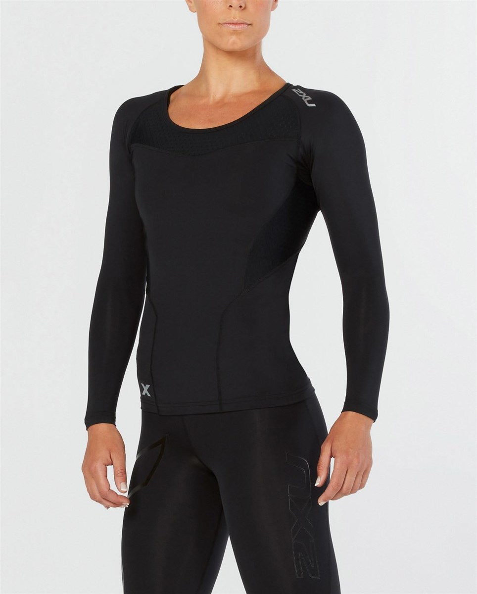 2XU Womens Compression Long Sleeve Top | Compression