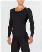 Product image for 2XU Womens Compression Long Sleeve Top