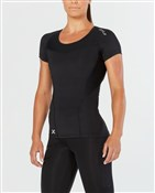 Product image for 2XU Womens Compression Short Sleeve Top