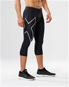 Product image for 2XU Compression 3/4 Tights
