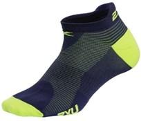 2XU No Show Socks