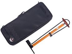 Silca Pista Floor Pump and Travel Bag