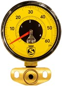 Silca SuperPista Ultimate Replacement Gauge Kit - Low Pressure 60psi (Yellow)