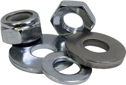 Product image for Silca Pista/Super Pista Nut/Washer Kit