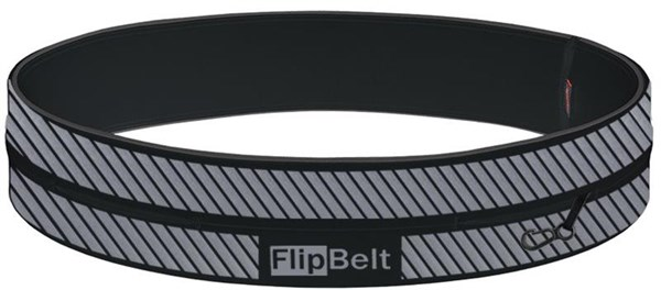 FlipBelt Reflective Running Belt