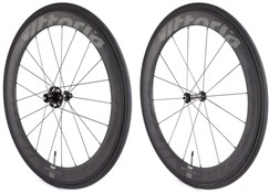 Product image for Vittoria Qurano 60 Carbon Clincher Wheelset - Sram/Shimano NoTool Freehub