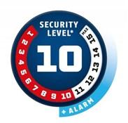 Abus Bordo Alarm 6000A/90 Folding Lock