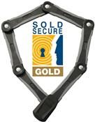 Abus Bordo Granit X-Plus 6500/85 Folding Lock