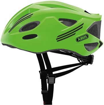 Abus S-Cension Neon Cycling Helmet (No LED) 2017