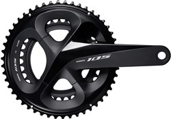 Product image for Shimano FC-R7000 105 Double Chainset