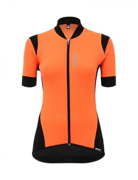 Santini Wave Womens Short Sleeve Jersey