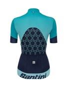 Santini Queen 2.0 Womens Short Sleeve Jersey