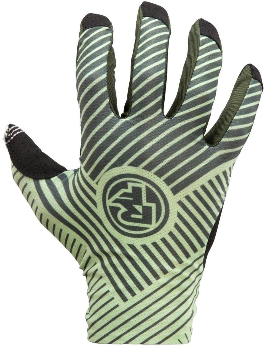 Race Face Indy Lines Gloves Hunter | Handsker