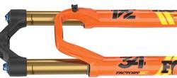 "Fox Racing Shox 34 SC Float Factory FIT4 3-Pos Adj 27.5"" Suspension Fork - 2019"