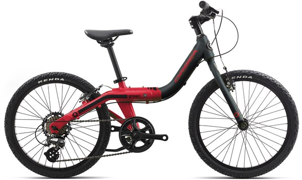 Orbea Grow 2 7V - Nearly New - 20W 2018 - Bike